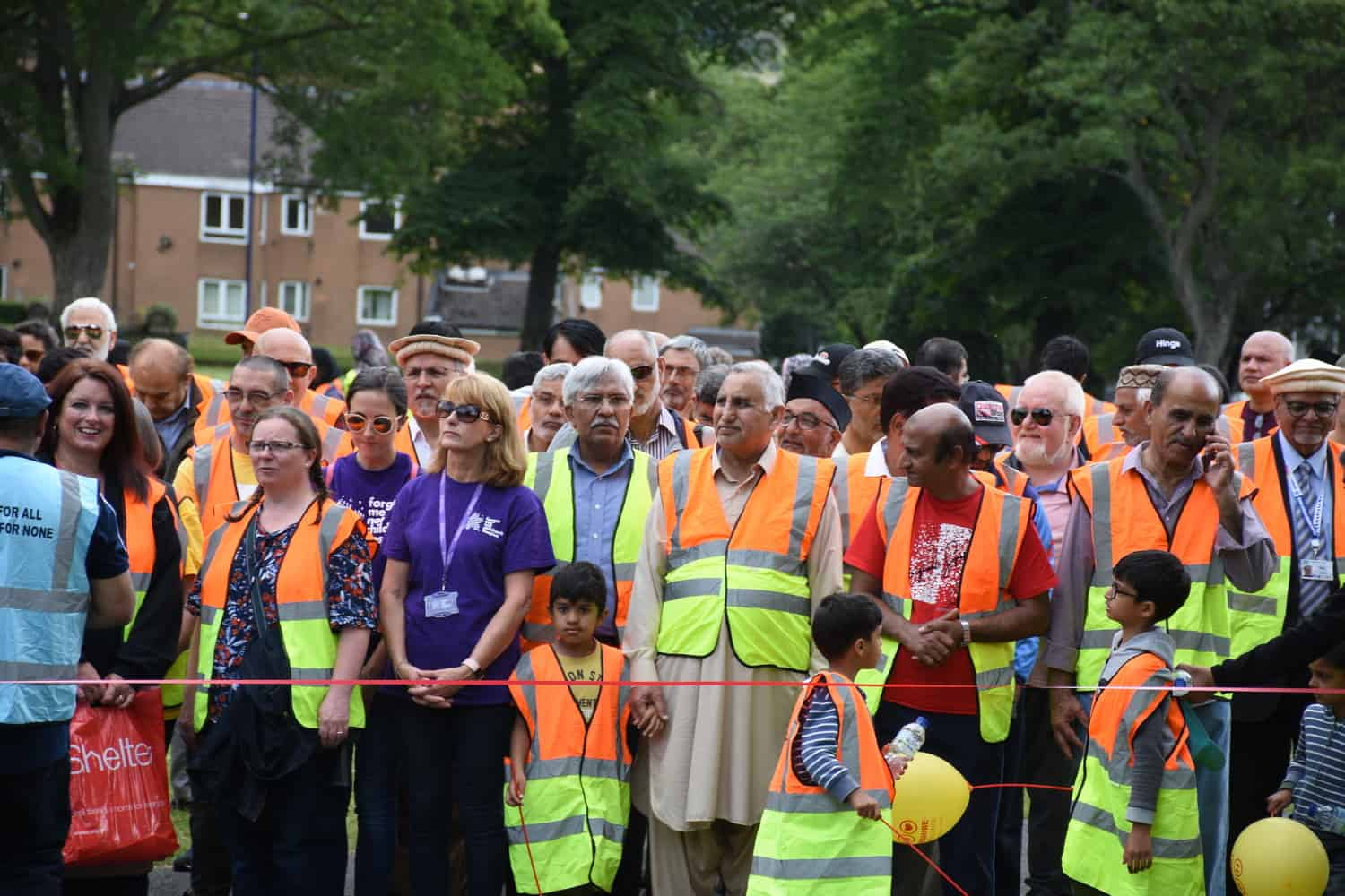 Charity Walk For Peace 2019 – Bradford