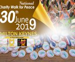 Charity Walk For Peace 2019