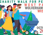 Charity Walk For Peace 2019 Wolverhampton