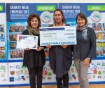 Charity Cheque Presentation Evening 2019
